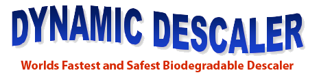 The World's Fastest & Safest Biodegradable Industrial Descaler